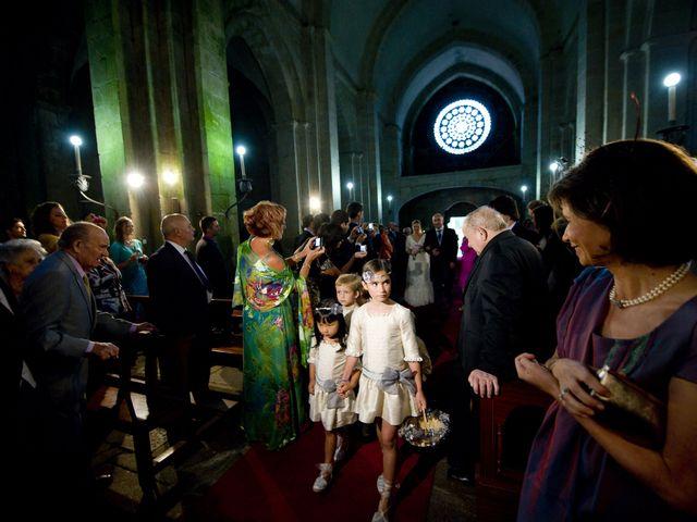 La boda de Moisés y Marta en Pontevedra, Pontevedra 21