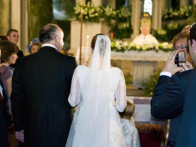 La boda de Moisés y Marta en Pontevedra, Pontevedra 22