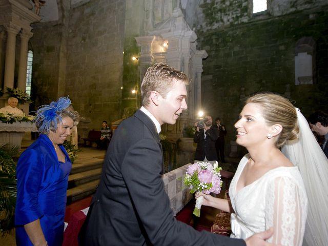 La boda de Moisés y Marta en Pontevedra, Pontevedra 23