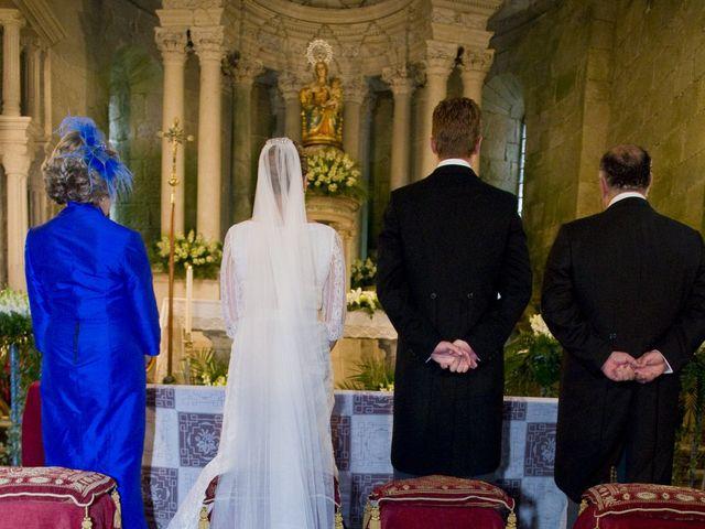 La boda de Moisés y Marta en Pontevedra, Pontevedra 25