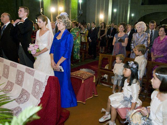 La boda de Moisés y Marta en Pontevedra, Pontevedra 30