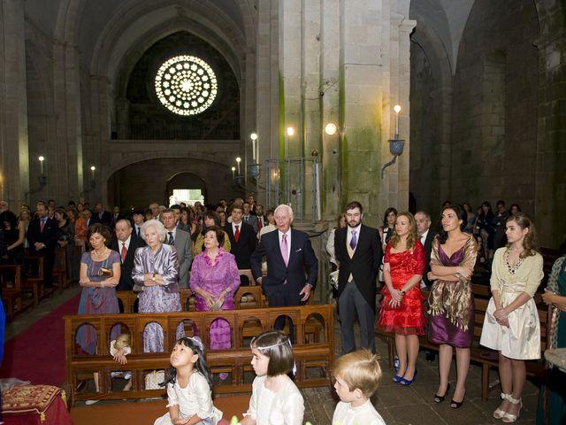 La boda de Moisés y Marta en Pontevedra, Pontevedra 43