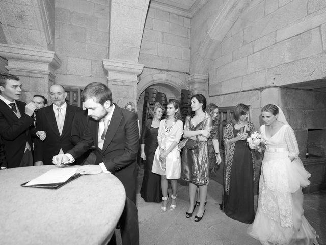 La boda de Moisés y Marta en Pontevedra, Pontevedra 44