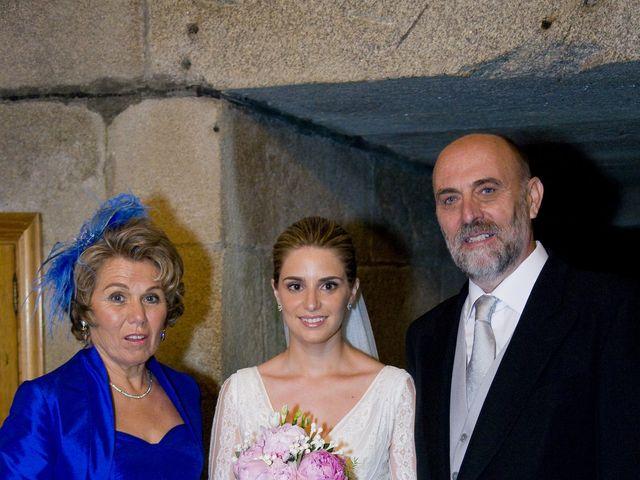 La boda de Moisés y Marta en Pontevedra, Pontevedra 45