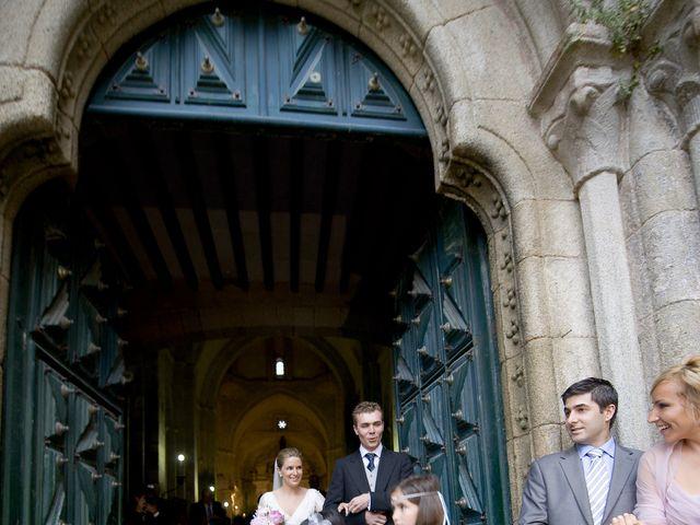 La boda de Moisés y Marta en Pontevedra, Pontevedra 48