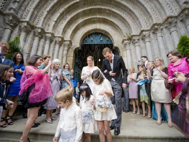 La boda de Moisés y Marta en Pontevedra, Pontevedra 49