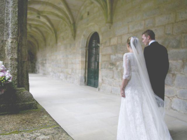 La boda de Moisés y Marta en Pontevedra, Pontevedra 1