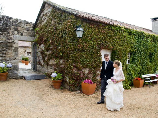 La boda de Moisés y Marta en Pontevedra, Pontevedra 66
