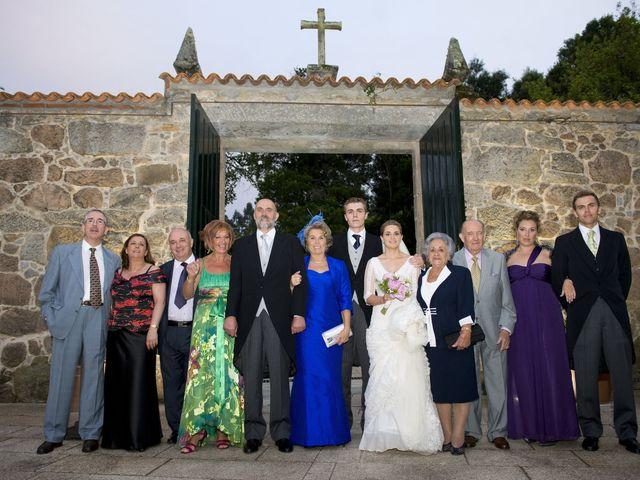 La boda de Moisés y Marta en Pontevedra, Pontevedra 82