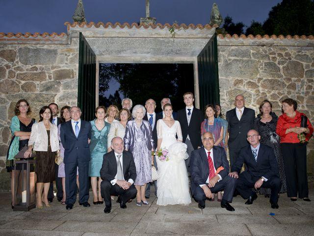 La boda de Moisés y Marta en Pontevedra, Pontevedra 84