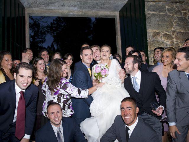 La boda de Moisés y Marta en Pontevedra, Pontevedra 85