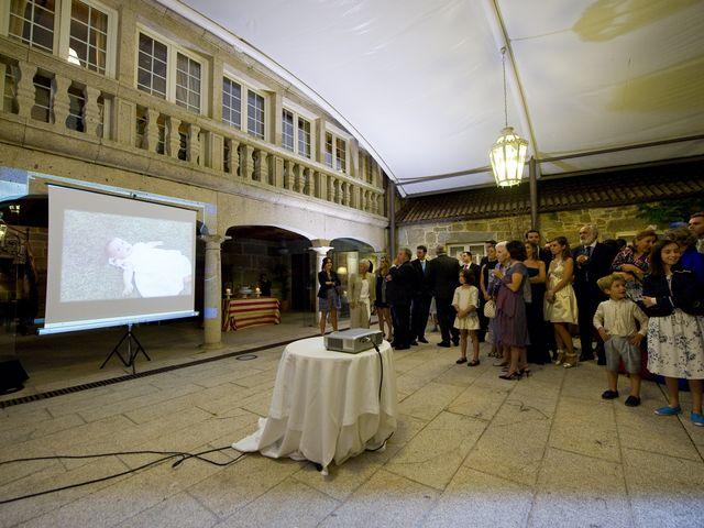 La boda de Moisés y Marta en Pontevedra, Pontevedra 100