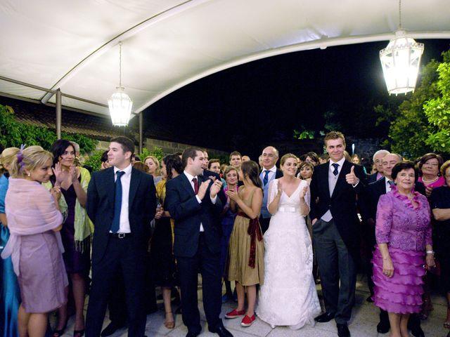 La boda de Moisés y Marta en Pontevedra, Pontevedra 102