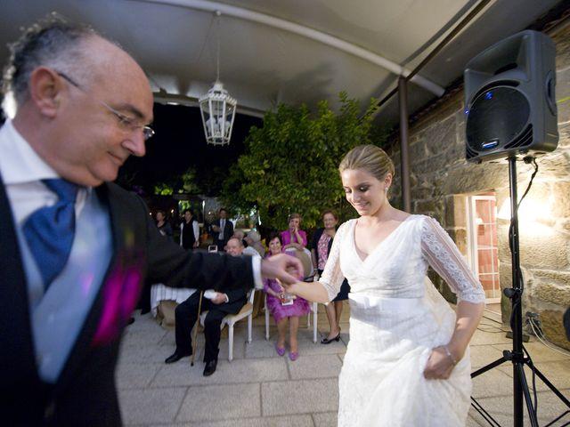 La boda de Moisés y Marta en Pontevedra, Pontevedra 107