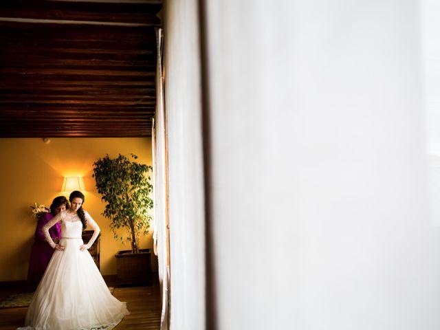 La boda de Andrés y Leonor en Boadilla Del Monte, Madrid 5
