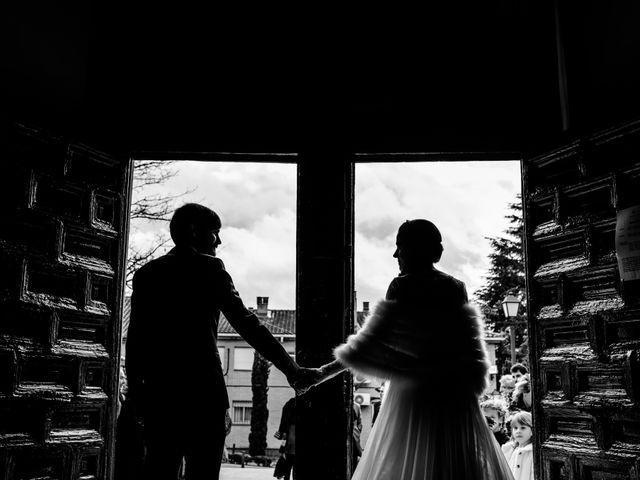 La boda de Andrés y Leonor en Boadilla Del Monte, Madrid 9