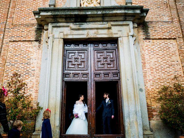 La boda de Andrés y Leonor en Boadilla Del Monte, Madrid 10