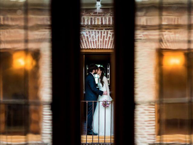 La boda de Andrés y Leonor en Boadilla Del Monte, Madrid 17