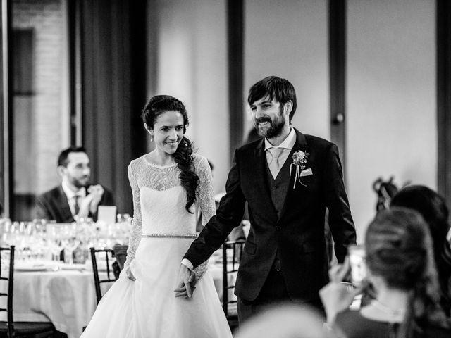 La boda de Leonor y Andrés