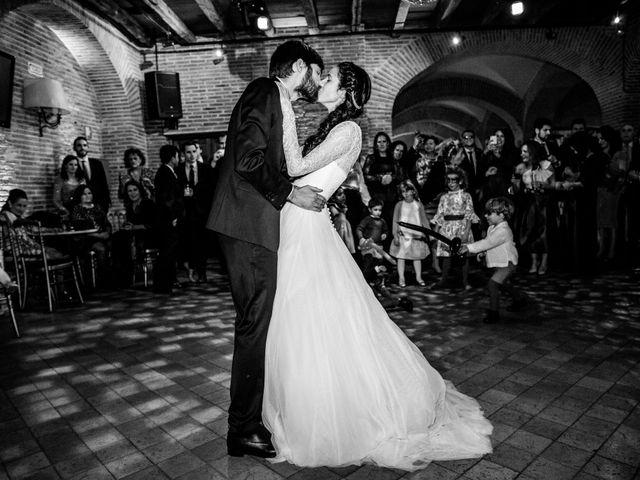 La boda de Andrés y Leonor en Boadilla Del Monte, Madrid 22