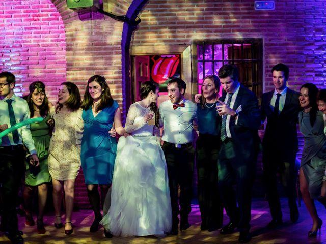 La boda de Andrés y Leonor en Boadilla Del Monte, Madrid 24