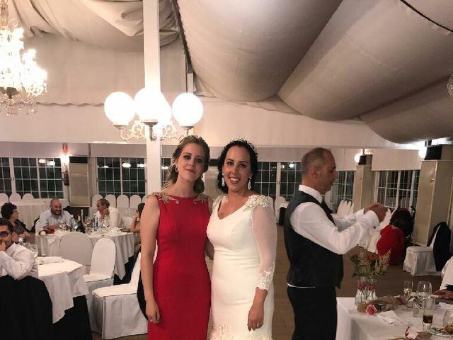La boda de Angel  y Cristina  en Pozuelo De Alarcón, Madrid 2