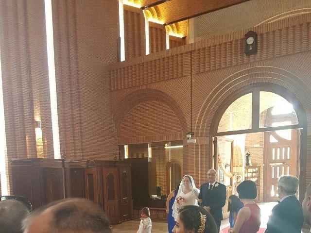 La boda de Angel  y Cristina  en Pozuelo De Alarcón, Madrid 4