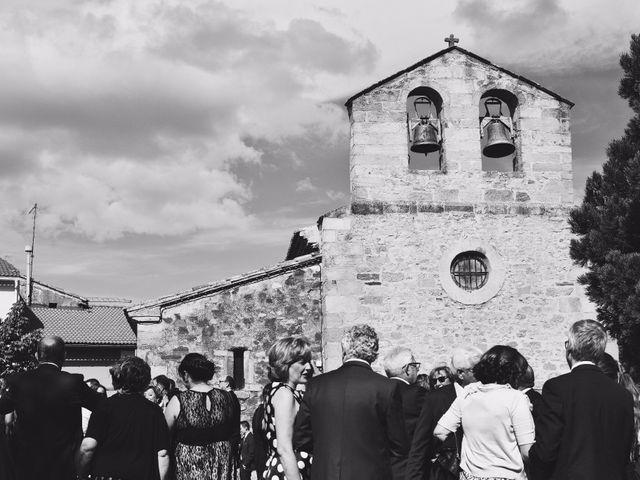 La boda de Óscar y Celia en Rillo De Gallo, Guadalajara 23