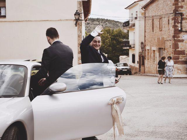 La boda de Óscar y Celia en Rillo De Gallo, Guadalajara 25