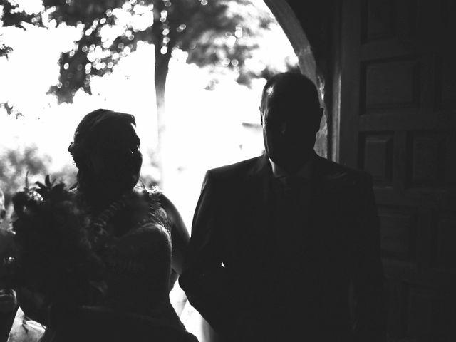 La boda de Óscar y Celia en Rillo De Gallo, Guadalajara 27
