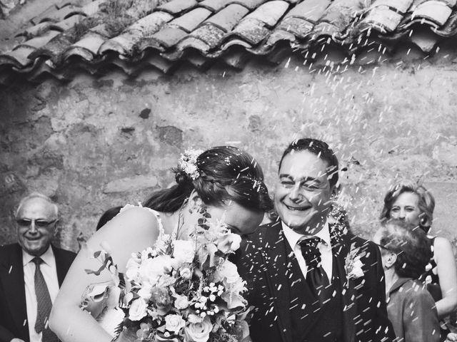La boda de Óscar y Celia en Rillo De Gallo, Guadalajara 34