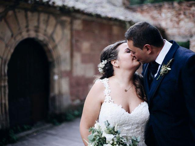 La boda de Celia y Óscar