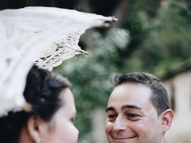 La boda de Óscar y Celia en Rillo De Gallo, Guadalajara 45