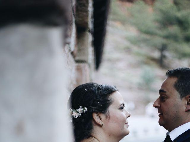La boda de Óscar y Celia en Rillo De Gallo, Guadalajara 46