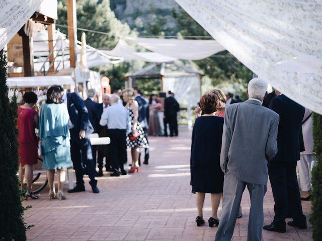 La boda de Óscar y Celia en Rillo De Gallo, Guadalajara 53