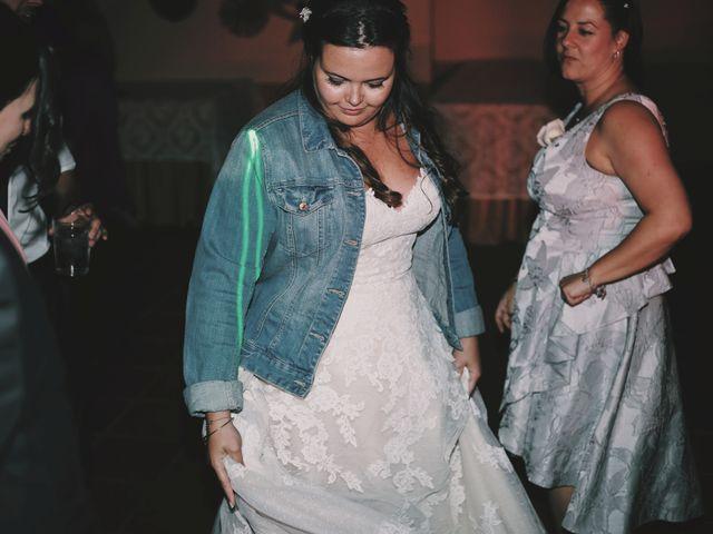 La boda de Óscar y Celia en Rillo De Gallo, Guadalajara 63