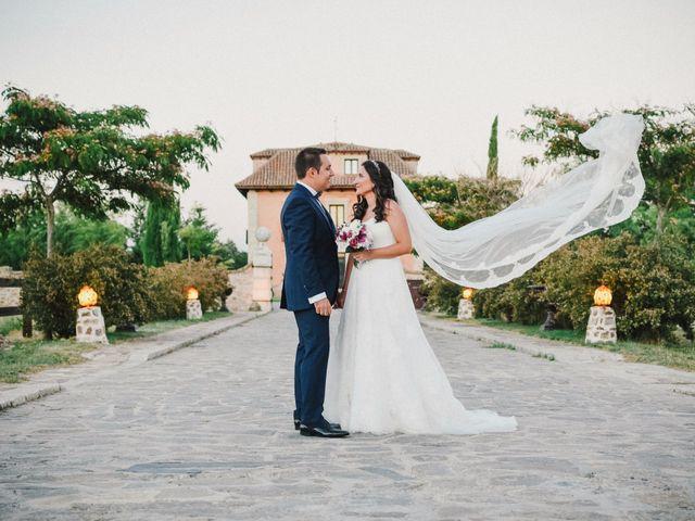La boda de Leticia y Daniel