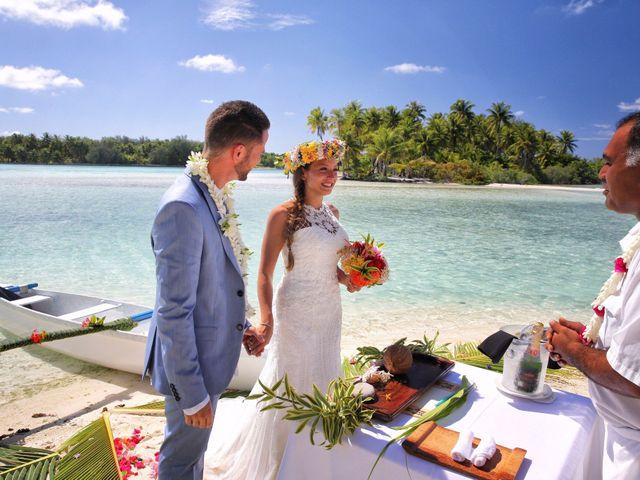 La boda de Seila y Nestor