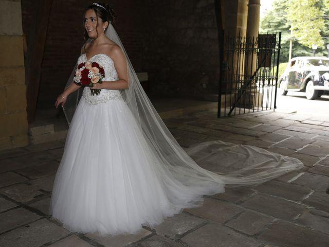 La boda de Borja y Iratxe en Santa Maria De Getxo, Vizcaya 5