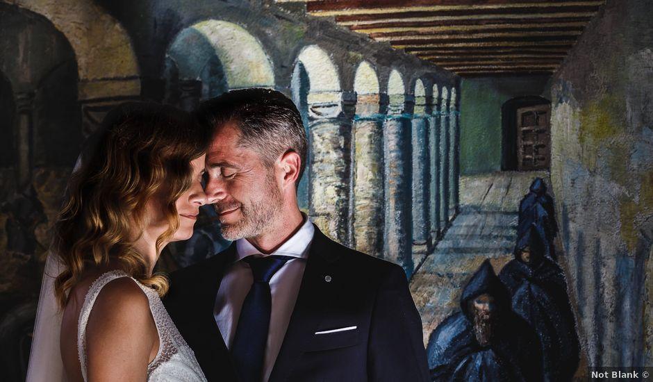 La boda de Javier y Cristina en Panton (San Martiño), Lugo