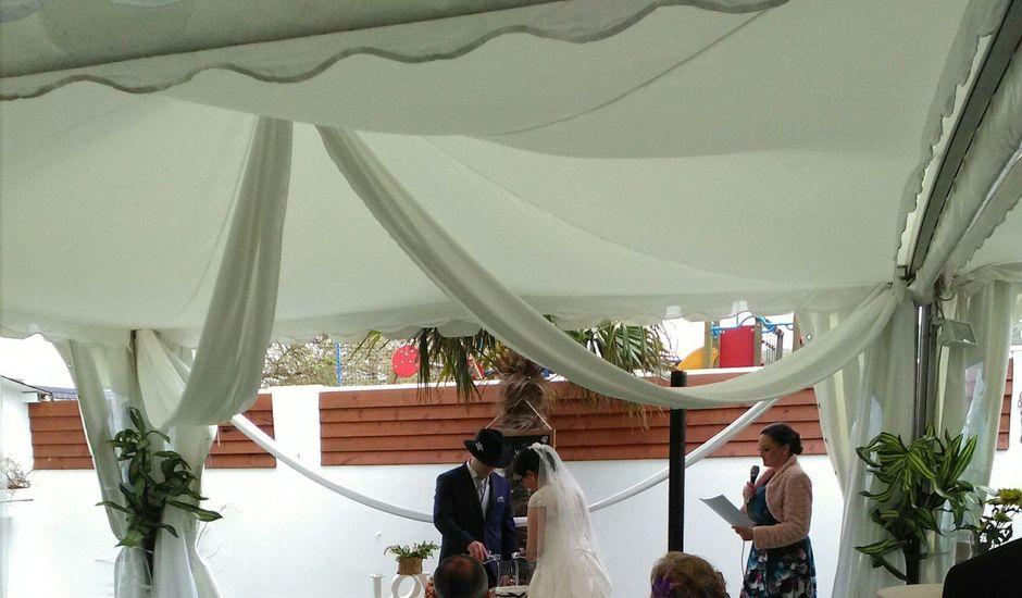 La boda de Josué y Yasmina en Suances, Cantabria