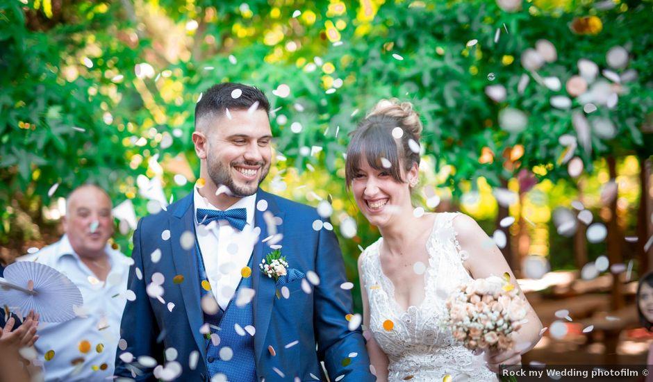 La boda de David y Montse en Palau De Plegamans, Barcelona