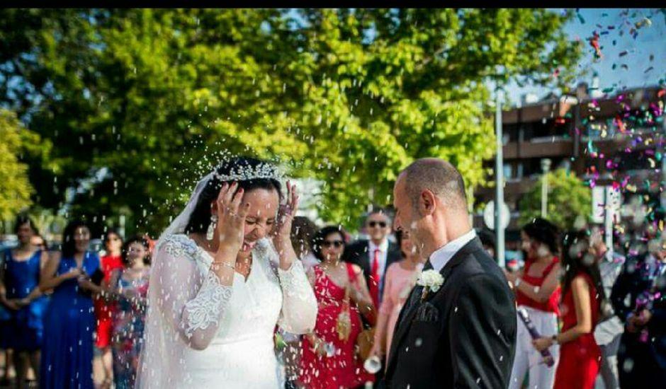 La boda de Angel  y Cristina  en Pozuelo De Alarcón, Madrid