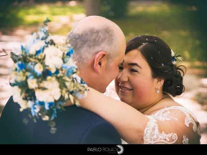 La boda de Vero  y Guille