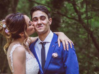 La boda de Jessica y Cándido 1
