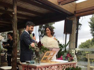 La boda de Alejandra  y David  1