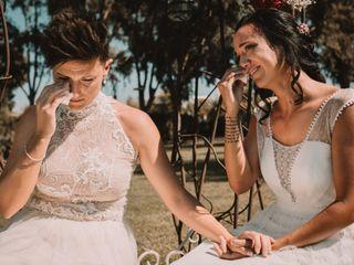 La boda de Sara y Laura