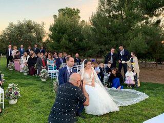 La boda de Desiree y Raul