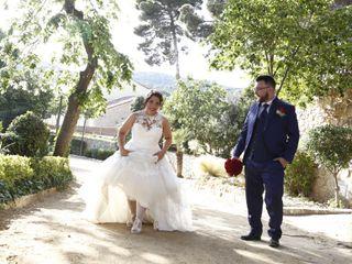 La boda de Tamara y Daniel