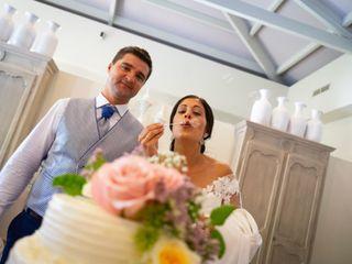 La boda de Paloma y Daniel